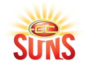 Gold Coast Suns AFL logo