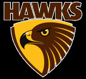 Hawthorn Hawks AFL logo