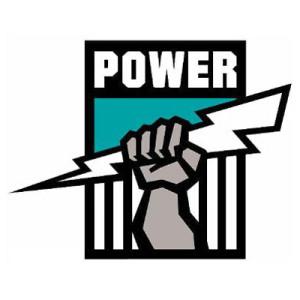 Port Power AFL logo