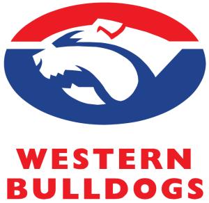 Western Bulldogs AFL logo